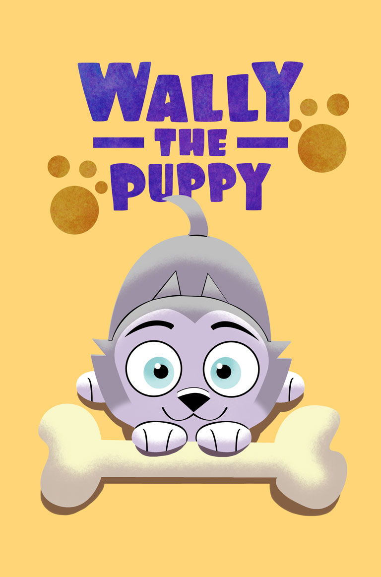 Wally the Puppy