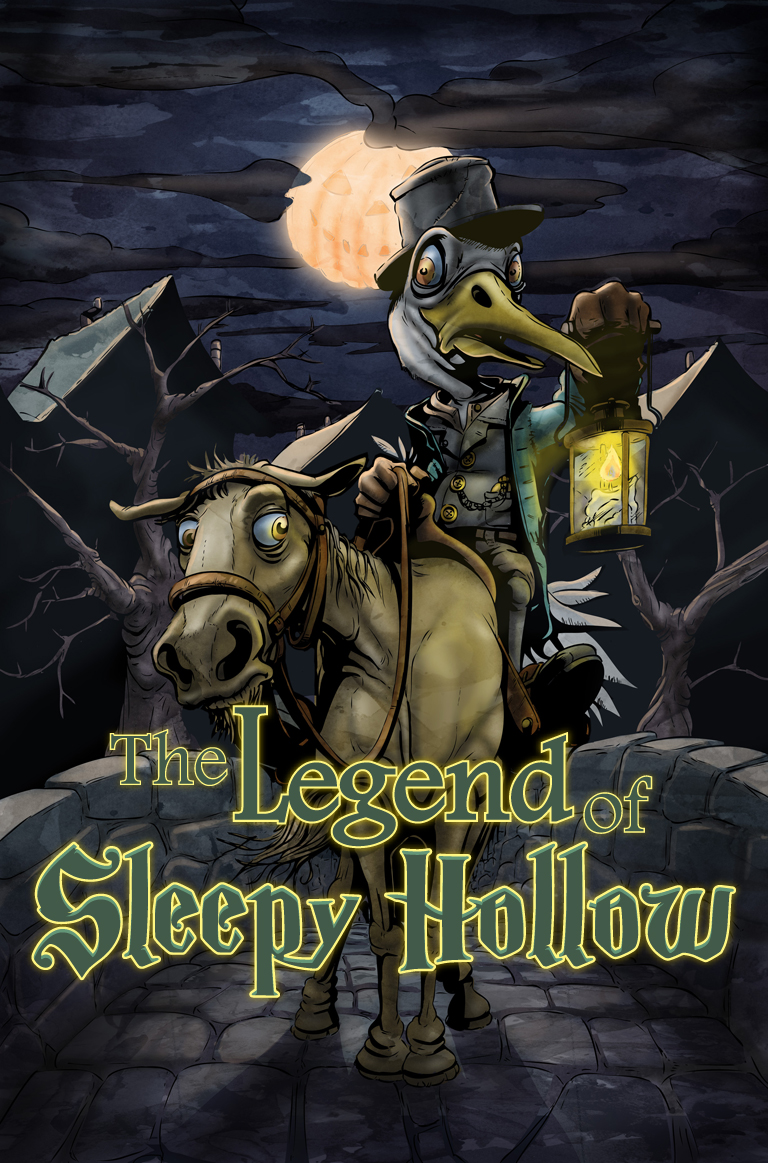 legend of sleepy hollow thesis