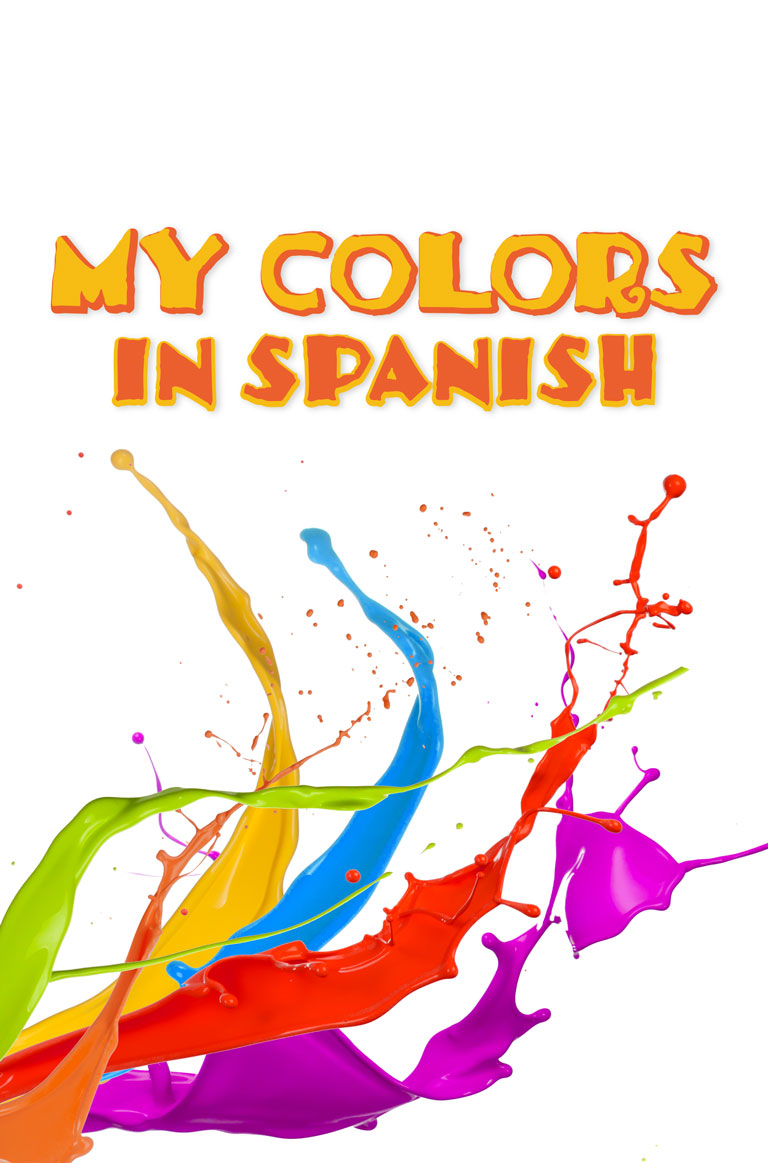 My colors in spanish farfaria for Colors in spanish