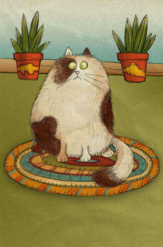 Small_320_3-finalcolorsz_cat_on_the_mat_-_dwagner