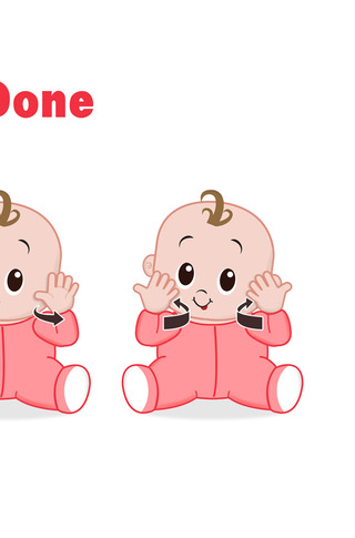 Baby sign language all done baby sign language farfaria