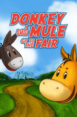 Donkey and Mule Go to the Fair