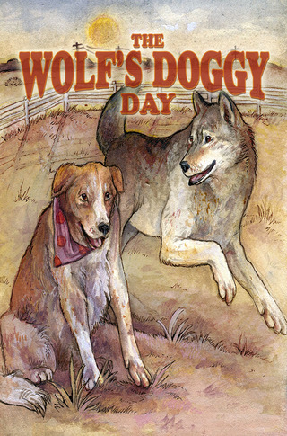 The Wolf's Doggy Day