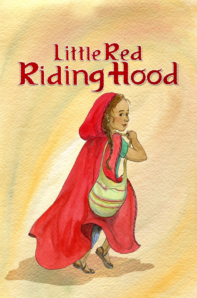 little red ridding hood Red lucas, better known as red riding hood red riding hood is based on the titular character and the wolf from the fairytale little red riding hood.
