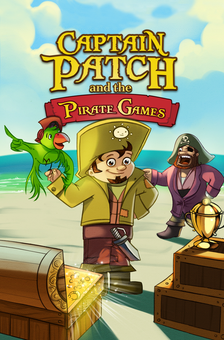 Captain Patch and the Pirate Games | FarFaria