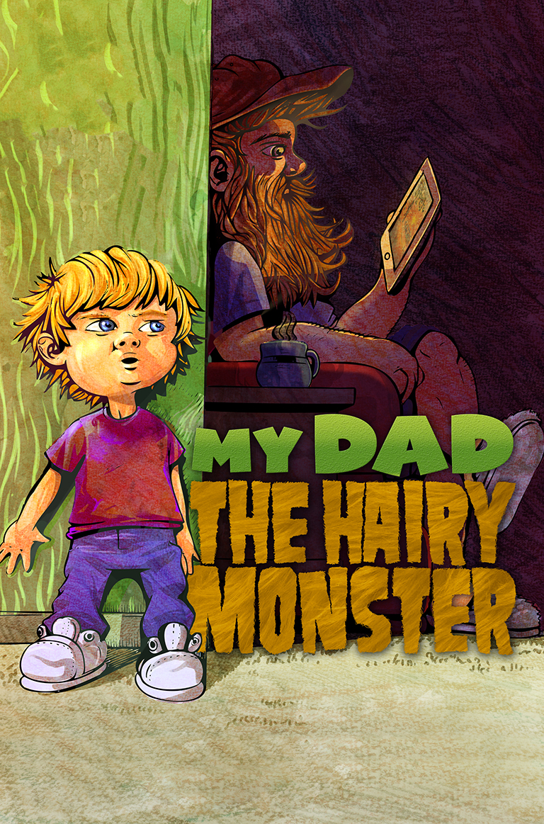 My Dad the Hairy Monster
