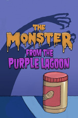 The Monster from the Purple Lagoon