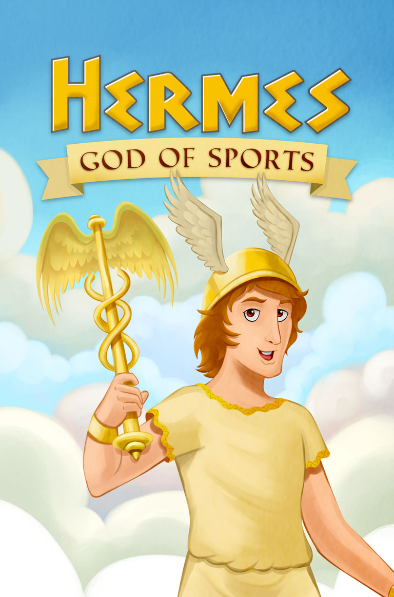 Hermes God Of Sports Farfaria