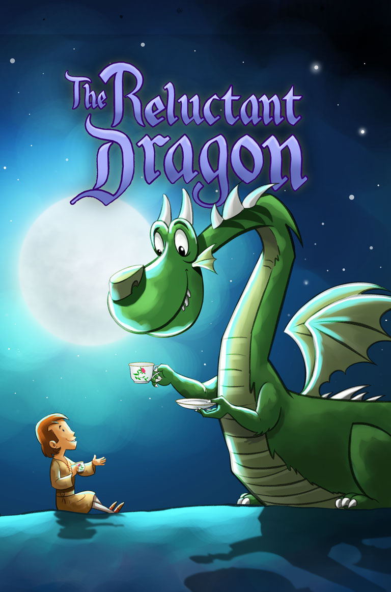 The Reluctant Dragon Farfaria