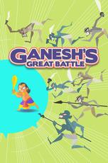 Ganesh's Great Battle