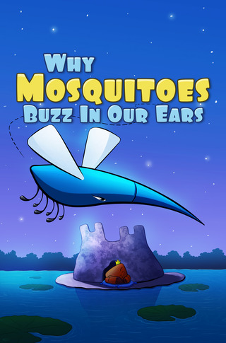 Why Mosquitoes Buzz In Our Ears