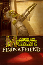 Melvin the Mummy Finds a Friend