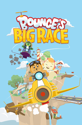 Bounce's Big Race