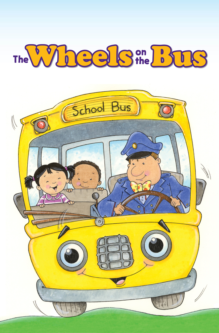The Wheels on The Bus 🚌 Songs for Kids and Babies