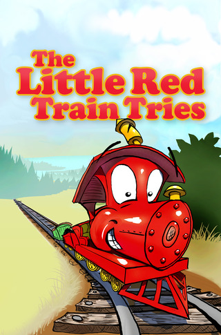 The Little Red Train Tries