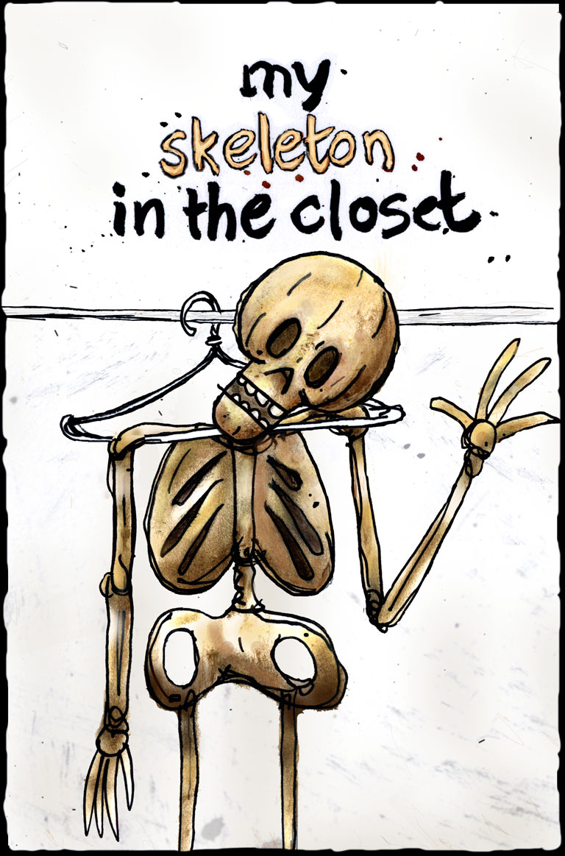 My Skeleton In The Closet Farfaria