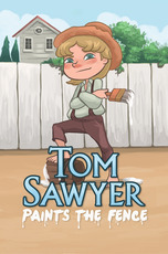 Tom Sawyer Paints the Fence