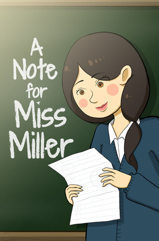 A Note For Miss Miller