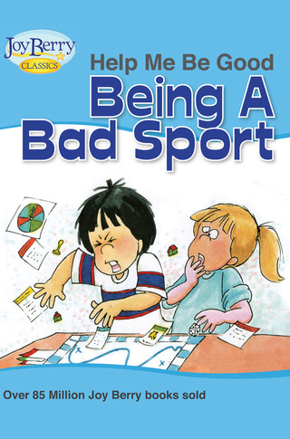 Help Me Be Good: Being a Bad Sport