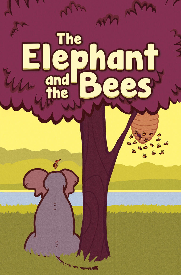 The Elephant And The Bees Farfaria