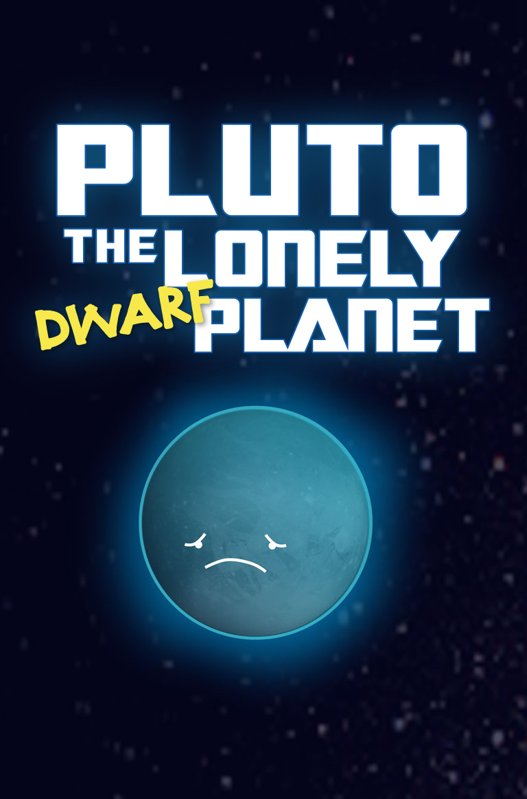 Pluto The Lonely Dwarf Planet Farfaria