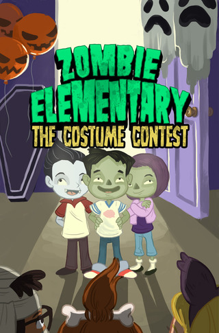Zombie Elementary: The Costume Contest