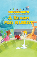 Mouse Math: A Beach for Albert