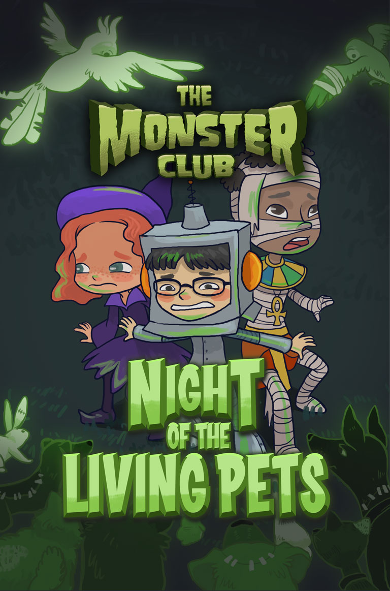 the monster club  night of the living pets