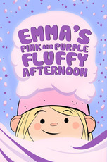 Emma's Pink and Purple Fluffy Afternoon