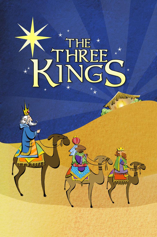 The Three Kings | FarFaria
