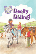 Pony Scouts: Really Riding