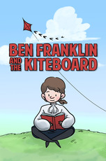 Ben Franklin and the Kiteboard