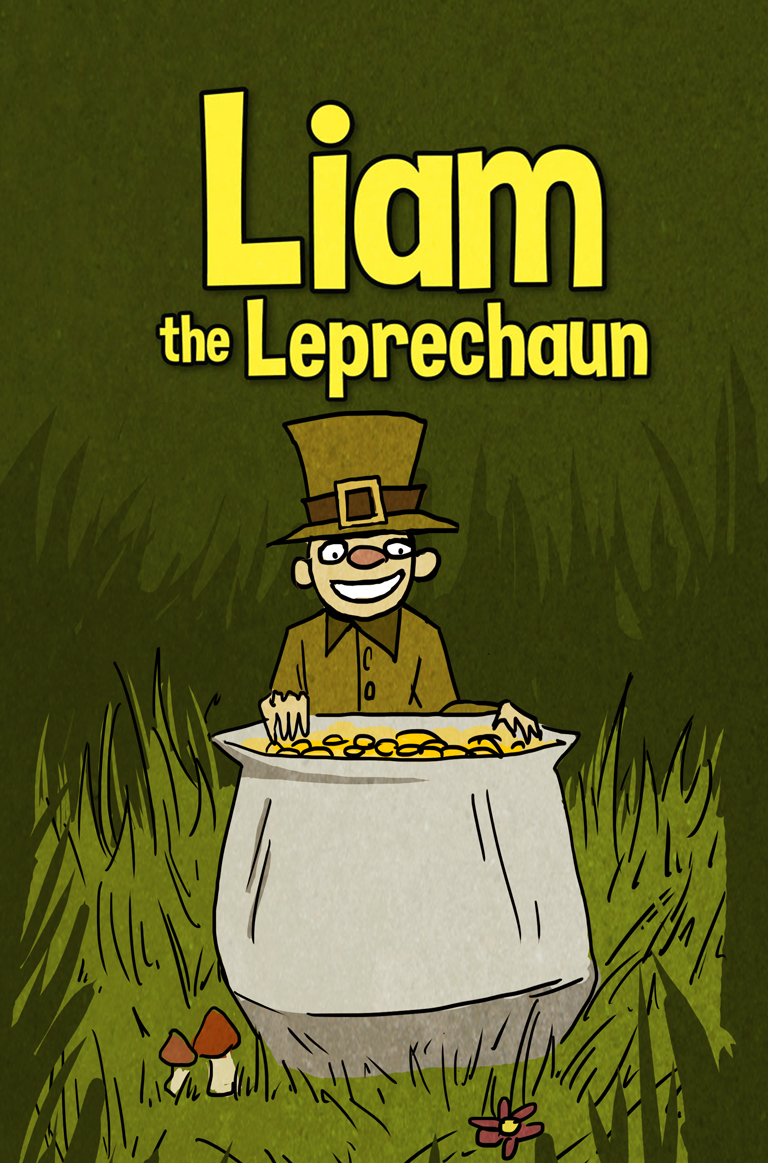 Liam The Leprechaun Farfaria