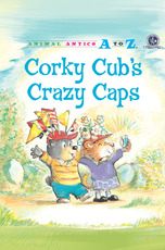 Animal Antics: Corky Cub's Crazy Caps