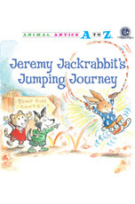 Animal Antics: Jeremy Jackrabbit's Jumping Journey