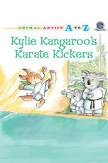 Animal Antics: Kylie Kangaroo's Karate Kickers