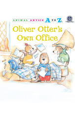 Animal Antics: Oliver Otter's Own Office