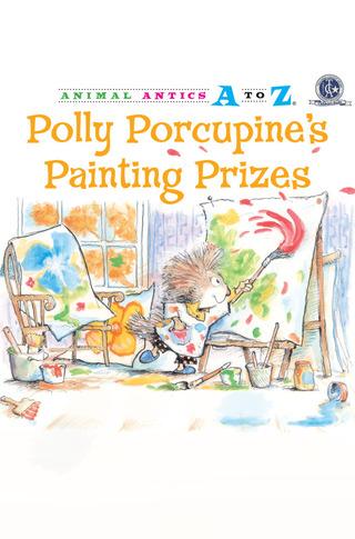 Animal Antics: Polly Porcupine's Painting Prizes