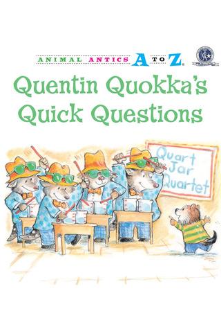 Animal Antics: Quentin Quokka's Quick Questions