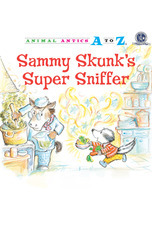 Animal Antics: Sammy Skunk's Super Sniffer