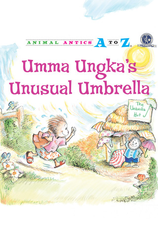 Animal Antics: Umma Ungka's Unusual Umbrella