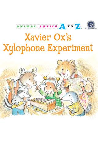 Animal Antics: Xavier Ox's Xylophone Experiment