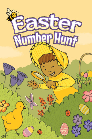 Easter Number Hunt
