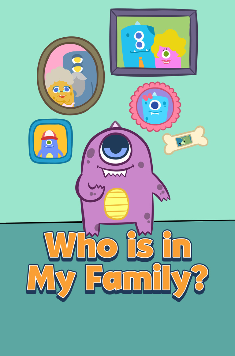 Who Is In My Family?
