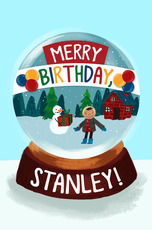 Merry Birthday, Stanley!