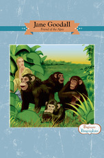 Beginner Biographies: Jane Goodall