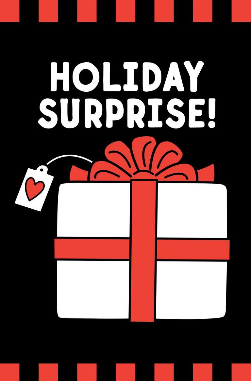 Holiday Surprise Farfaria