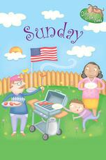 Days of the Week: Sunday