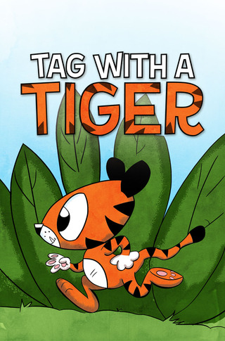 Tag with a Tiger
