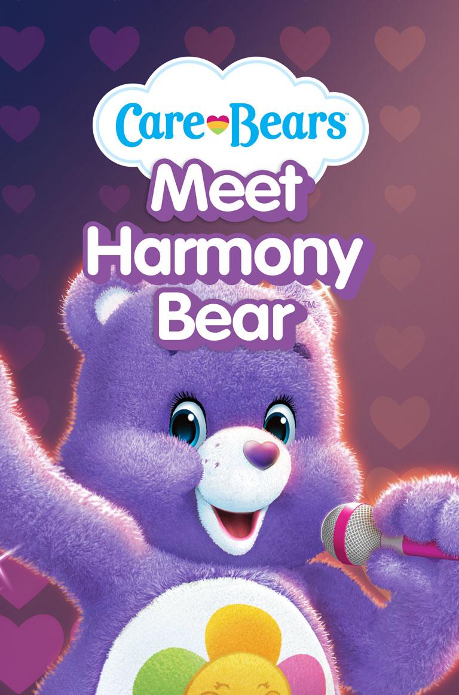 meet harmony bear